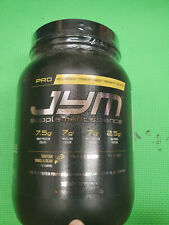 JYM Supplement Science, PRO JYM 2lbs exp-6/2021