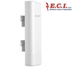 TENDA Access Point CPE PER ESTERNI 5GHz 433Mbps 16dBi long range Tenda O6