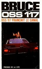OSS 117 franchit le canal // 52 // Jean BRUCE / 1972