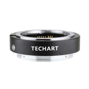 TECHART EF-FG01 Canon EOS EF mount Lens to Fujifilm GFX 50s Autofocus Adapter