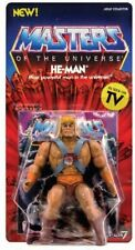 MASTERS OF THE UNIVERSE THE VINTAGE COLLECTION HE-MAN ACTION FIGURE IN STOCK