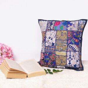 Handmade Cotton Cushion Case Decorative Sofa Waist Throw Pillow Cover Home Decor
