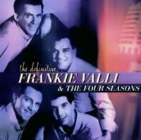 Frankie Valli & And The Four Seasons: Definitive CD Greatest Hits / Very Best Of