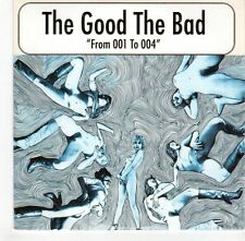 (GH688) The Good The Bad, From 001 To 004 - 2009 DJ CD