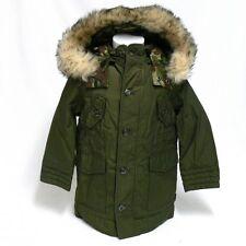 Geox Parka Modell Giubbotteria Boy Jungen Winterjacke Military *** NEU ***
