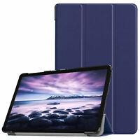 Schutz Hülle für Samsung Galaxy Tab A 10.5 SM-T590N T595N Cover Slim Case Blau