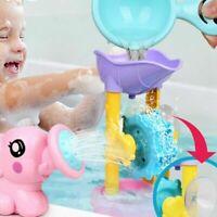 Set Of Child Baby Swimming Bath Toys Elephant Watering Pot Kids Showering Toys