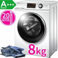 Haier 8 kg Direktantrieb Waschmaschine A+++ AquaProtect 1400 UpM Frontlader NEU!