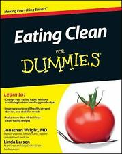 Eating Clean For Dummies (For Dummies (Health & Fitness))-ExLibrary
