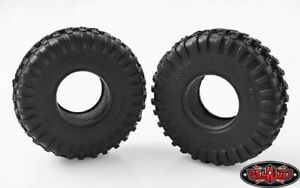 "RC4WD Scrambler Offroad 1.0"" Scale Tires (2) Z-T0146"