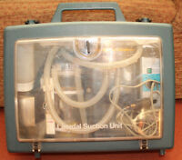 Laerdal Suction Unit 2357- Used Condition