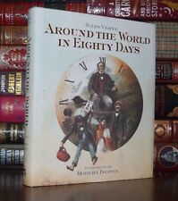 Around the World in Eighty Days Verne  Illustrated by R. Ingpen New Deluxe Ed
