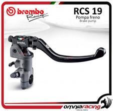 Brembo Racing Pompe frein Reg avant radial RCS PR 19X18-20 19RCS + Microswitch