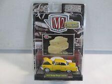 M2 Machines Auto-Thentics 1955 Dodge Royal Lancer Yellow