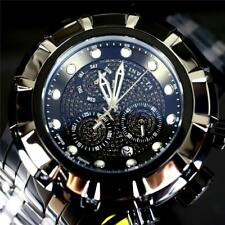 Invicta Reserve de Grand S1 Rally 1.07 Ctw Diamante Negro Suizo 50mm Reloj Acero