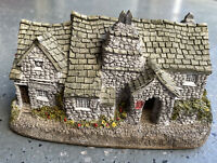 Lilliput Lane Tintagel Cottage Handmade United Kingdom UK Vintage Rare