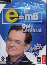 E=m6 défi cérébral (NEUF EMBALLE)