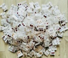 Joblot 128 Mixed design Fashion Earrings - NEW Wholesale - Individually Packed