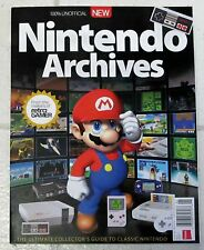 NINTENDO ARCHIVES Unofficial BOOK Ultimate COLLECTORS GUIDE 178 Pages CLASSIC