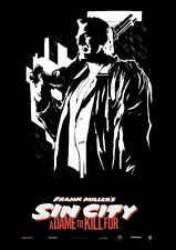 """031 Sin City A Dame to Kill For - 2014 Crime Thriller Film Movie 24""""x34"""" Poster"""