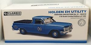 Classic Carlectables 18688 1/18 Holden EH Utility Heritage Collection No. 01 (Na