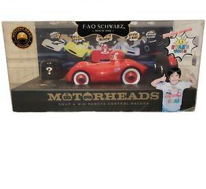 FAO Schwarz Ryan's World Motorheads Swap & Win Red Remote Control Car
