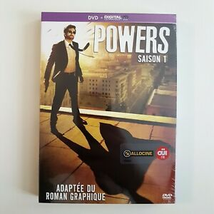 POWERS (INTEGRALE SAISON #1) ♦ DVD NEUF COFFRET ♦