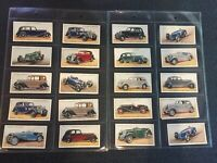 Cigarette Cards Players Cigarettes Vintage Cards Combine Shipping