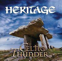 CELTIC THUNDER Heritage CD BRAND NEW