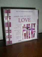 Songs for the Soul: Love by Various Artists (CD, Dec-2000, Madacy Christian)