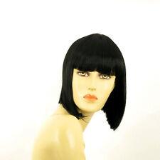 Perruque femme courte noir FLORENCE 1B