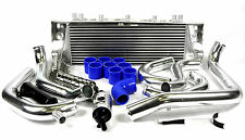 Impreza Bug Blob Hawk Eye wrx sti Front Mount Intercooler + Pipe Kit Maf Pipe