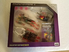 Transformers E-Hobby Collectors Edition Destron Diaclone Insecticons G1 MIB