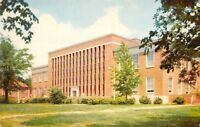 Jackson University of Mississippi ~Library~Postcard 1950s