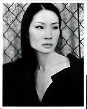 Lucy Liu signed unique 8x10 publicity photo / autograph