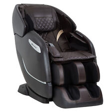 Zero Gravity Full Body Electric Shiatsu Massage Chair Sl Track Recliner With