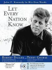 Let Every Nation Know with Audio CD