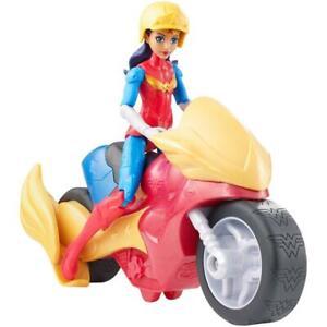 DC Super Hero Girls Motorcycle Wonder Woman
