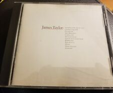James Taylor's Greatest Hits - CD 100% tested in exc cond