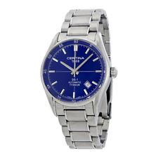 Certina DS 1 - 3 Hands Titanium Ladies  Automatic Watch C0064074404100