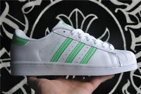 Adidas Superstar Womens Shoes Athletic Originals Sneakers White US 8.5 BB5451