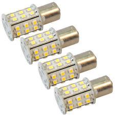 4x HQRP BA15s 30-SMD LED Bulbs for 1141 Dodge Roadtrek RV Cabin Interior Light