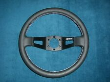 VOLANTE SPORT VOLANTE STEERING WHEEL LANCIA DELTA INTEGRALE ABARTH RALLY 350mm