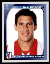 Panini Champions League 2008-2009 - Atlético De Madrid Maxi Rodriguez No.87