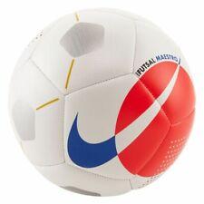 Nike Pallone Futsal Calcetto Maestro - Colore Bianco/Blu/Rosso