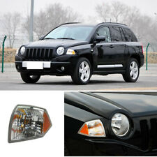 for Jeep Compass 2007-2010 Auto Cornering Lamp Corner Lamps Housing (No Bulbs)