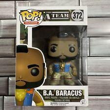 new Funko Pop 2015 Television #372 B.A. Baracus vinyl figure The A-Team Mr. T