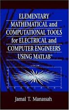 Elementary Mathematical and Computational Tools for Electrical and Com-ExLibrary