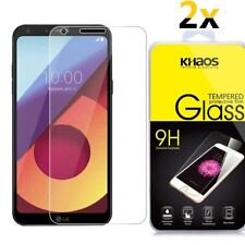 [2 Pack] Khaos For LG Q6 Tempered Glass Screen Protector