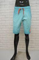 NIKE Bermuda Cotone Uomo Taglia M Pants Pantalone Corto Shorts Men's Casual